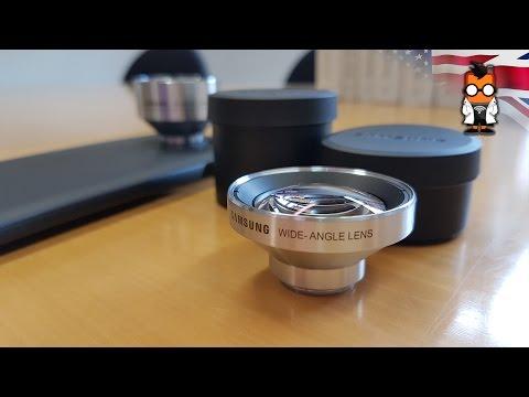 Samsung S7 Lens Cover HandsOn + Test