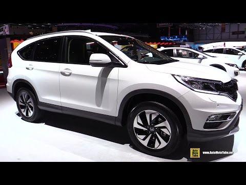 Honda  CR V Паркетник класса J - рекламное видео 5