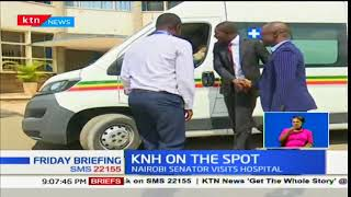 Health CS Cleopa Mailu orders probe into rape allegations in Kenyatta National Hospital