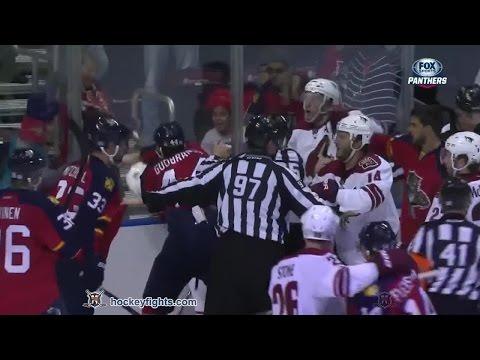 Erik Gudbranson vs. Kyle Chipchura