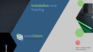 LaserClean Animation