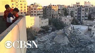 Fallout from cease-fire between Hamas and Israel