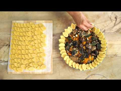 Форма Deep Tart Dish 24 для выпечки Emile Henry (гранат)