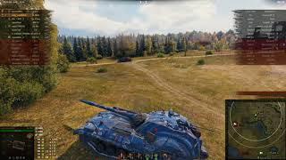 Объект 268 Вариант 4, Малиновка, Стандартный бой