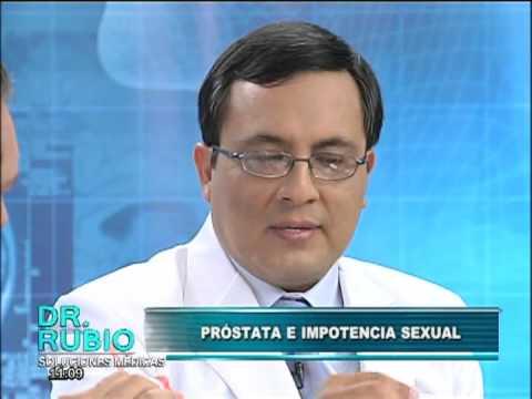 Tratamiento de estancamiento en la próstata