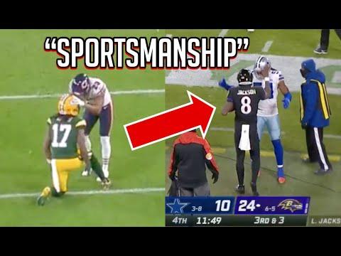 NFL Good Sportsmanship    ᕼᗪ 4