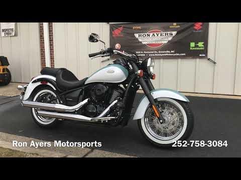 2020 Kawasaki Vulcan 900 Classic in Greenville, North Carolina - Video 1