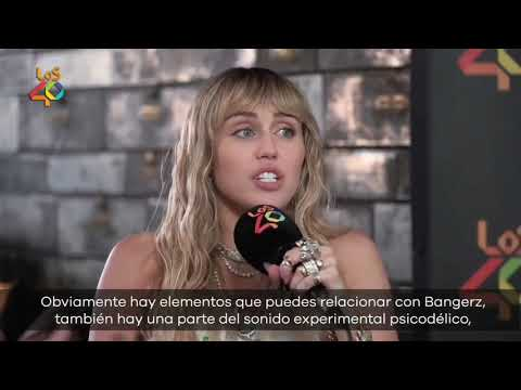 Miley Cyrus Talks About She Is Here, She Is Everything And She Is MC - Miley Cyrus Nation