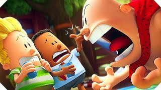 "CAPTAIN UNDERPANTS - ""Aaaaargh-HA-Ooooooh-Laaaaa"" Movie Clip (Animation, 2017)"
