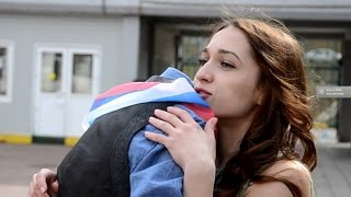 Последний  звонок !!! Свобода!!!      How Danya leaves school?