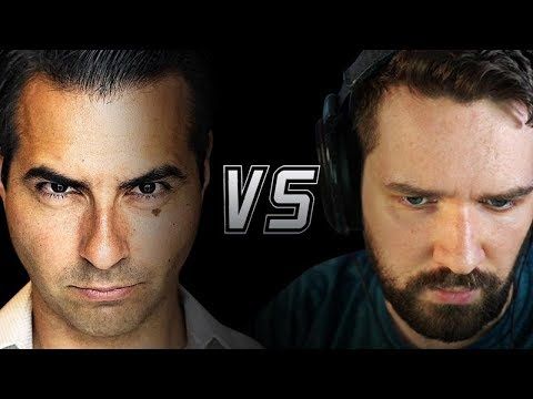 Do you have any stats to back that up? - Destiny Debates Mr. Reagan