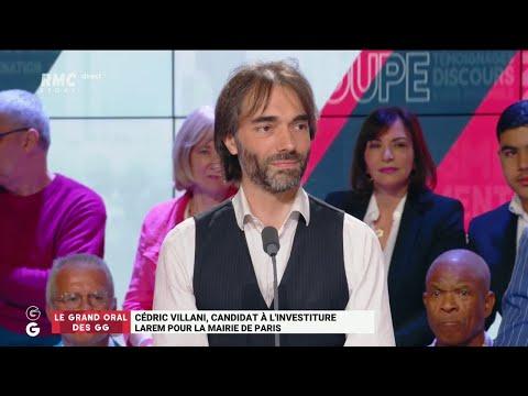 Le Grand oral de Cédric Villani - Les Grandes Gueules RMC