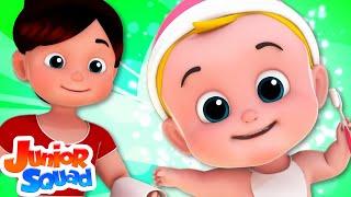 Johny Johny Yes Papa | Nursery Rhymes | Baby Songs For Children