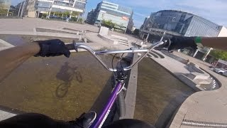 GoPro BMX STREET #3 - ЧОКНУТЫЙ РУССКИЙ (Дима Гордей)