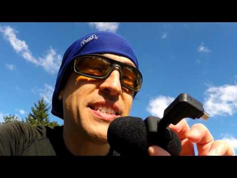 Analyse GO PRO 4 (audio & vidéo) Caméra, audio, accessoires