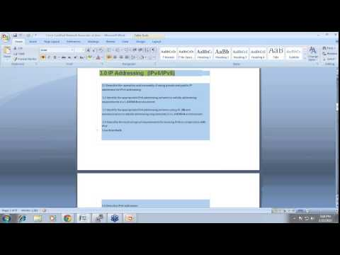 Learning Fundamentals of Network Administration - YouTube