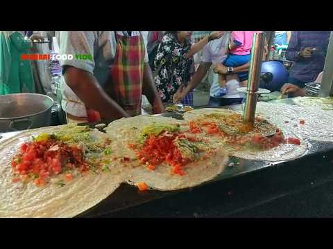 BEST Dosa In the World | Cooking Skills | Indian Street Food