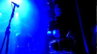 preview picture of video 'Zeromancer - Ammonite - Live 14.03.2013 - Rüsselsheim Rind'