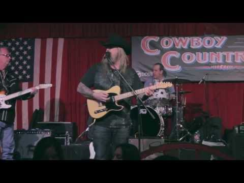 "Chris Johnson & The Hollywood Hillbillies ""LIVE"""