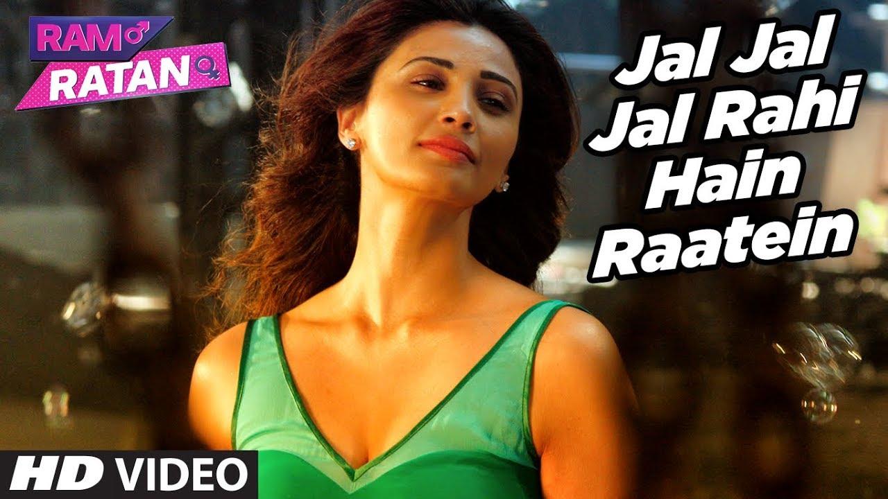 Jal Jal Jal Rahi Hain Raatein Video Song   Ram Ratan  downoad full Hd Video
