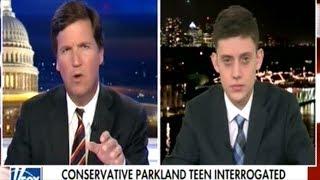 "Parkland Student Describes ""Very Intimidating Police Interrogation"" After Trip To Gun Range With Dad"