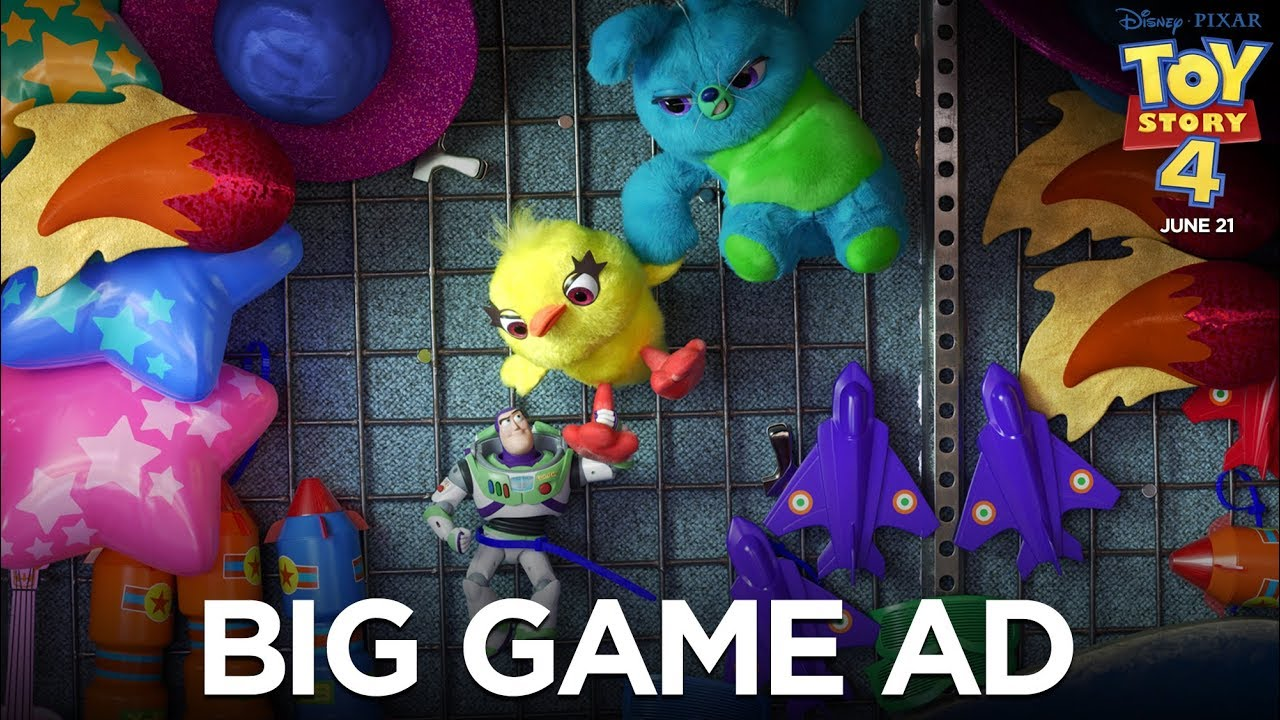 Here's The Toy Story 4 Superbowl Teaser