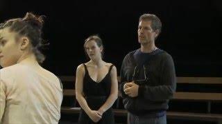 Mr. Gaga - Deleted Scenes / Ohad Naharin explains the Groove to dancers | Kholo.pk