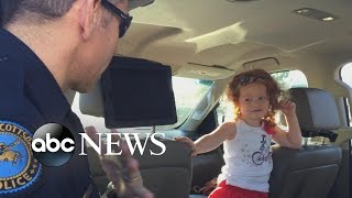Mom Calls Police on 3-Year-Old Not Wearing Seatbelt