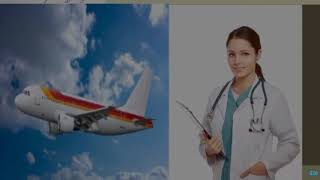 Get Air Ambulance Service in Jamshedpur or Varanasi-Medivic-Aviation
