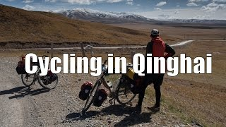 preview picture of video 'A Cycling trip through China (4 weeks in Qinghai)'