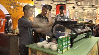 Latte Art Throwdown 2017