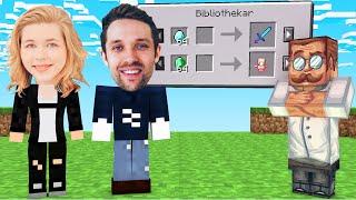 WIR haben UNENDLICH ANGRIFFSSCHADEN! Minecraft