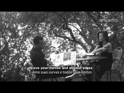 John Legend   All Of Me Official Video HD + Lyrics Legendado