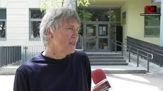 Pogovor z ravnateljem Gimnazije Slovenj Gradec, mag. Stanetom Berzelakom