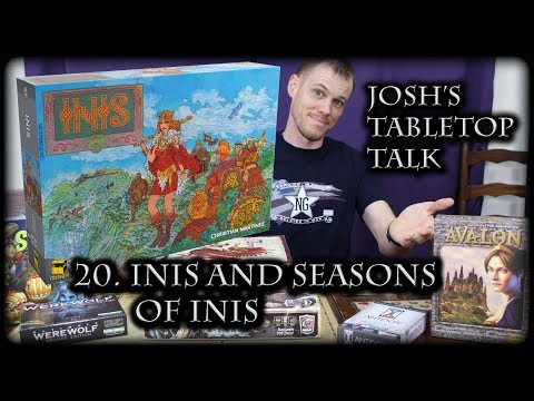 Josh Talks about Inis
