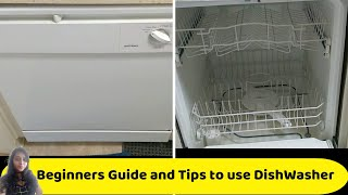 How To Use Dishwasher | Beginners Guide and Tips For Dishwasher | Rishika's USA Diaries