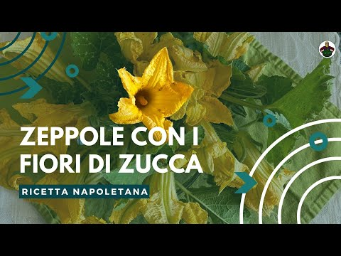 , title : 'Ricetta Napoletana Zeppole con Fiori di Zucca: così non li hai mai mangiati