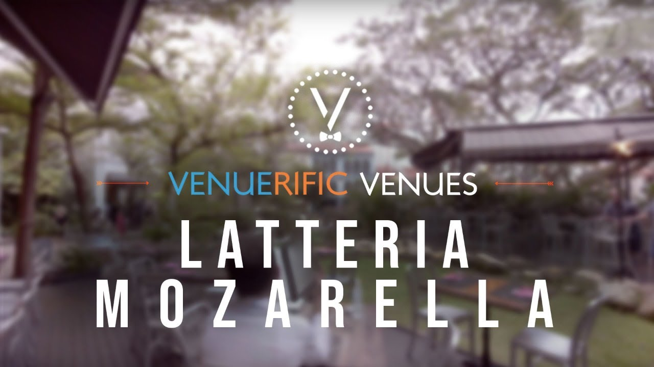 Latteria Mozzarella Restaurant  video preview