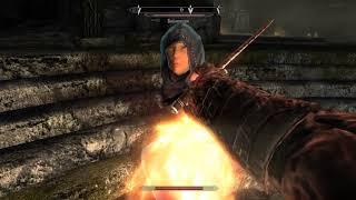 The Elder Scrolls V Skyrim Special Вызывающая #9