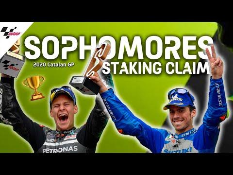MotoGP カタルーニャGP ハイライト動画