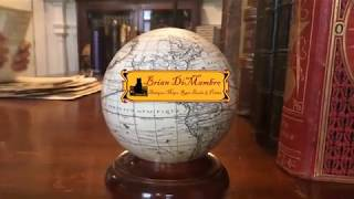 New Arrivals Of Antique Maps- 09 October, 2019- Short Behind The Scenes Look At Whats Just Come In