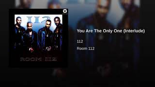 You Are The Only One Interlude reversed
