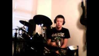 "Daniel Bedingfield - ""James Dean"" (Drum Cover)"