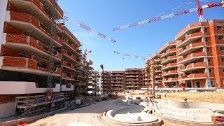Новый комплекс квартир в городе Arenales Del Sol, 15 минут езды от Аликанте, Испания