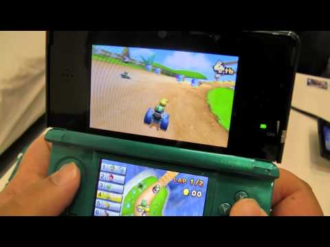 Here's 7 Minutes Of Mario Kart 7