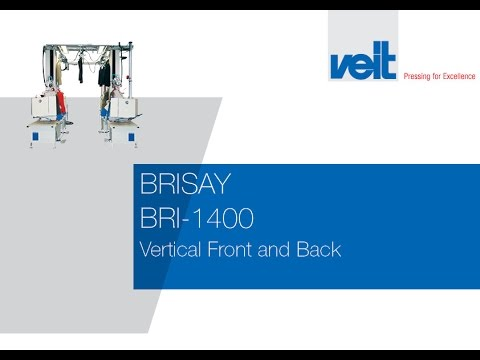 BRI-1400 Vertical Front and Back Pressing Robot