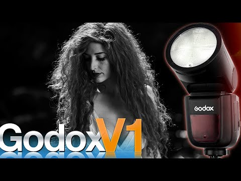 Godox V1 Review (vs V860ii)