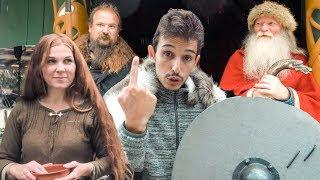 Norveç'te Viking Köyüne Gittim! - Bakın nasıl yaşıyorlar?