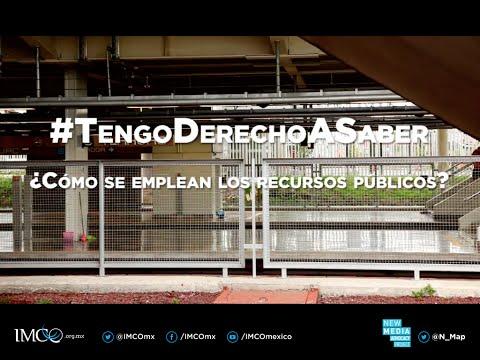 #TengoDerechoASaber - ¿Cómo se emplean los recursos públicos?