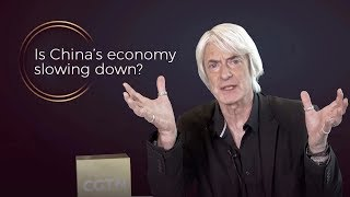 Is China's economy slowing down?